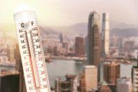 香港炎熱天氣